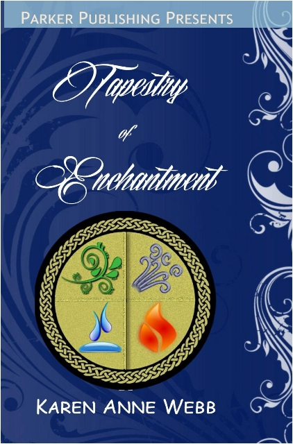 Tapestry of Enchantment - Front Cover